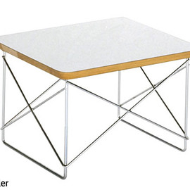 Herman Miller - Eames Wire-Base Table LTRT