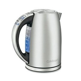 Cuisinart - PerfectTemp Cordless Electric Kettle