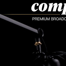 Blue Microphones - Compass Broadcast Boom Arm