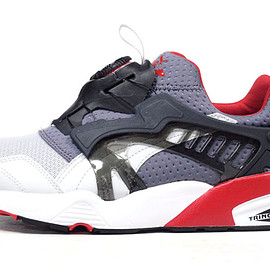 "PUMA - DISC BLAZE 3D FAST FWD2 ""LIMITED EDITION for D.C.4"""