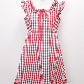 MILK - MILK gingham dress