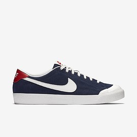NIKE SB - Zoom All Court CK (Midnight Navy)