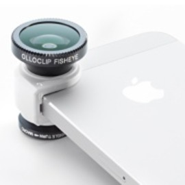 olloclip - olloclip 3-IN-ONE フォトレンズ for iPhone 5 (White)