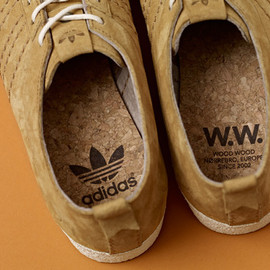 adidas - WOOD WOOD/SNS x ADIDAS CONSORTIUM PREVIEW