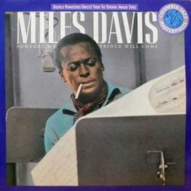 Miles Davis - Someday My Prince Will Come(LP)