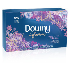 Downy - Infusions Lavender Serenity Sheets