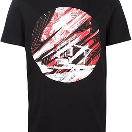 Dior Homme - プリント Tシャツ