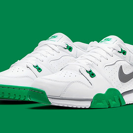 NIKE - Cross Trainer Low - White/Lucky Green/Grey