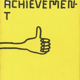 David Shrigley - Human Achievement
