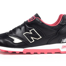 new balance - M577UK BLACK PIGEON 「made in ENGLAND」 「SIZE? x JEFF STAPLE」 「LIMITED EDITION」