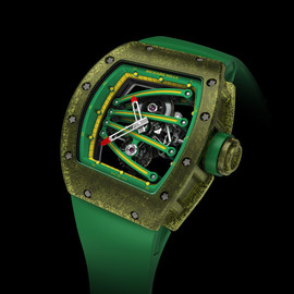 Richard Mille - The Richard Mille RM 59-01 Tourbillon Yohan Blake