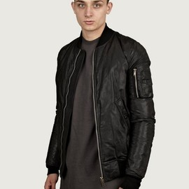 Rick Owens - Flight Bomber Jacket