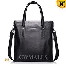 cwmalls - CWMALLS Mens Leather Briefcase Totes CW906052