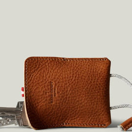 Hard Graft - Heritage Draw Key Pouch