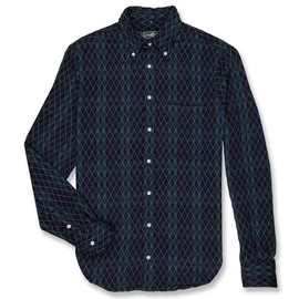 Gitman Vintage - gitman vintage blackwatch tartan shirt GITMAN VINTAGE BLACKWATCH TARTAN SHIRT | FRANS BOONE SALE