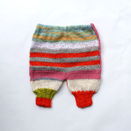 MOKELY  - BABY KNIT PANTS