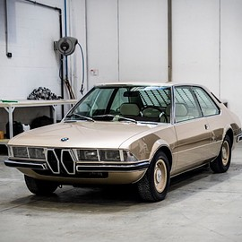 BMW - Garmisch by Bertone