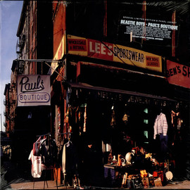 Beastie Boys - Paul's Boutique ('89 US Original 8-panel Gatefold Sleeve LP)
