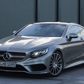Mercedes-Benz - S-Class Coupe