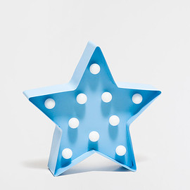 zara home - star lamp