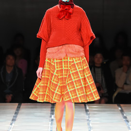 ANREALAGE - アンリアレイジ2014AW コレクション Gallery51