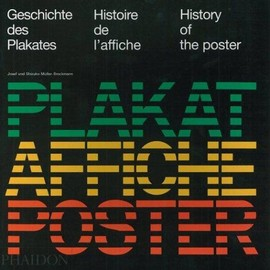 Josef Müller-Brockmann - History of the Poster