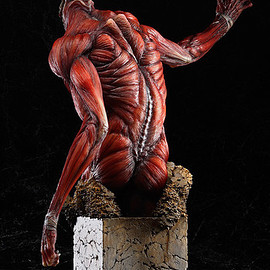 Attack on titan (otakumode) - The Colossus Titan: Takayuki Takeya
