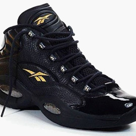 Reebok - Question - Black/Gold (New Year's Eve)