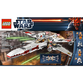lego - Lego Star Wars X Wng Fighter