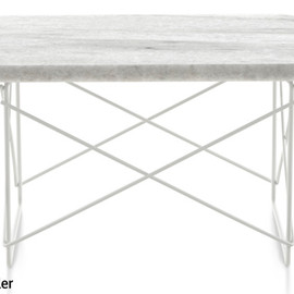 Herman Miller - Eames Wire-Base Table LTRT Outdoor