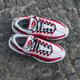 Nike - Air Max 95 Essential University Red