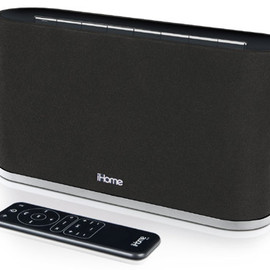 iHome - Wireless (rechargeable batteries), Wifi speaker