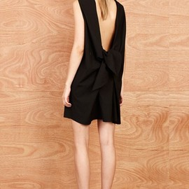 KAREN WALKER - Knot Dress