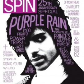 SPIN - the 25th anniversary special of Purple Rain