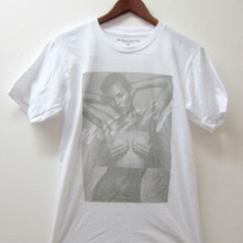 The World's Best Ever - Image of Kate Moss Nasty Tee