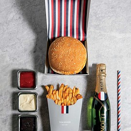 Thom Browne, BARNEYS NEWYORK - Burger and Fries
