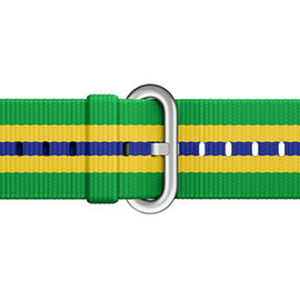 Apple - WATCH Band: Brazil