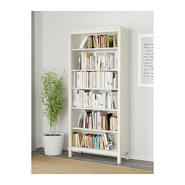 IKEA - HEMNES book shelf