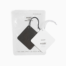 retaW, fragment design - Fragrance Car Tag ALLEN*
