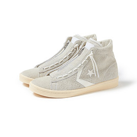 nonnative×converse - PROLEATHER HI