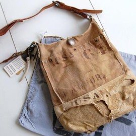 J.AUGUR DESIGN - Half Natural Deerskin Bag