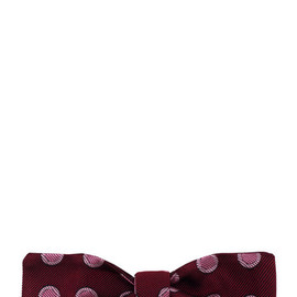 Paul Smith - Red dotted bow tie