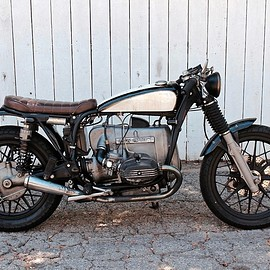 BMW - 1978 BMW R100/7 Custom Tracker