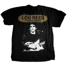 LOU REED / TRANSFORMER / T-Shirts Tシャツ ルー・リード