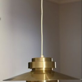 Danish pendant light.