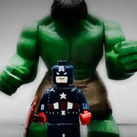 LEGO - First Look: Avengers Toys from LEGO