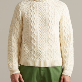 Levi's - CABLE ROLLNECK
