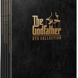Francis Ford Coppola - The Godfather DVD COLLECTION