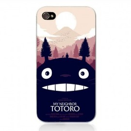 hallomall - Movie Theme Collection Phone Case For IPhone 4/4S -Tonari no Totoro