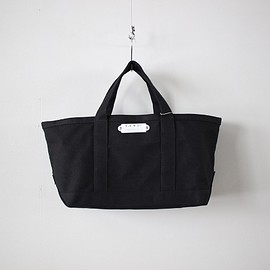 R&D.M.Co- - TOTE BAG S #black
